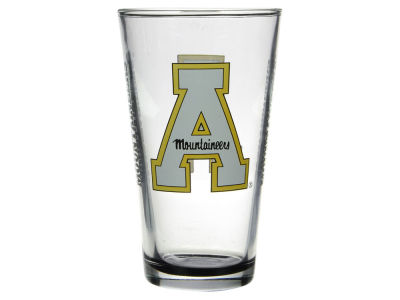 Appalachian State Mountaineers Elite Pint Glass