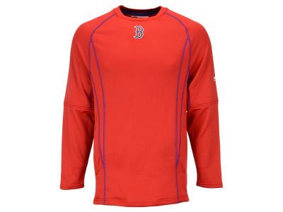 Boston Red Sox MLB Men's AC Practice Pullover Shirt