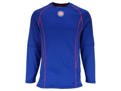 Chicago Cubs MLB Men's AC Practice Pullover Shirt