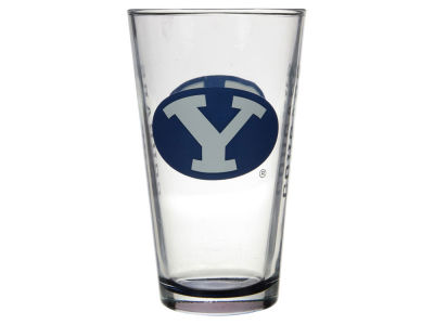 Brigham Young Cougars Elite Pint Glass
