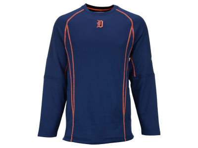 Detroit Tigers MLB Men's AC Practice Pullover Shirt