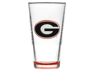 Georgia Bulldogs Elite Pint Glass