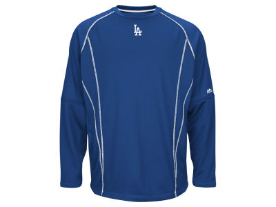 Los Angeles Dodgers MLB Men's AC Practice Pullover Shirt