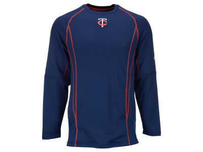 Minnesota Twins MLB Men's AC Practice Pullover Shirt