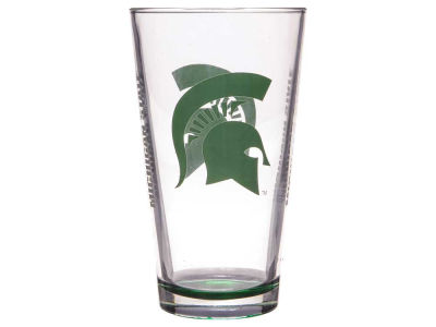 Michigan State Spartans Elite Pint Glass