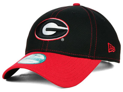 Georgia Bulldogs New Era NCAA Fundamental Tech 9FORTY Cap