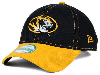 Missouri Tigers New Era NCAA Fundamental Tech 9FORTY Cap
