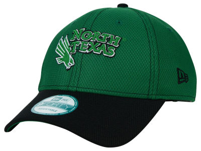 North Texas Mean Green New Era NCAA Fundamental Tech 9FORTY Cap