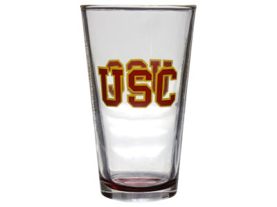 USC Trojans Elite Pint Glass