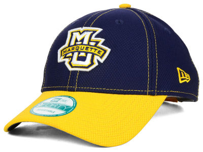 Marquette Golden Eagles New Era NCAA Fundamental Tech 9FORTY Cap