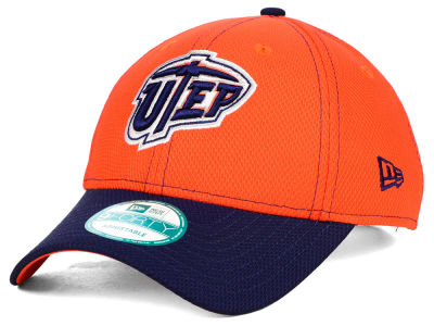 UTEP Miners New Era NCAA Fundamental Tech 9FORTY Cap
