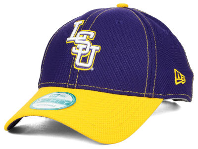 LSU Tigers New Era NCAA Fundamental Tech 9FORTY Cap