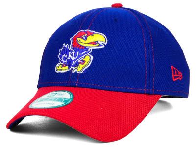 Kansas Jayhawks New Era NCAA Fundamental Tech 9FORTY Cap