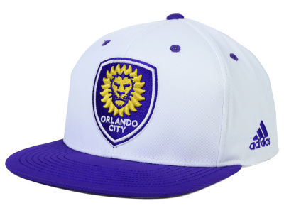 Orlando City SC adidas MLS 2015 Launch Snapback Cap