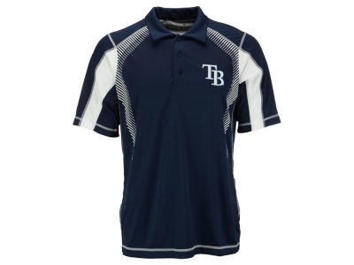 Tampa Bay Rays MLB Men's Gauge Polo Shirt