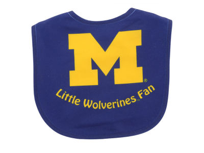 Michigan Wolverines All Pro Baby Bib