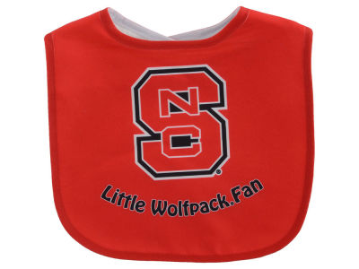North Carolina State Wolfpack All Pro Baby Bib