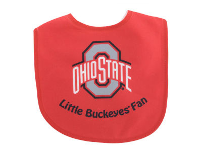 Ohio State Buckeyes All Pro Baby Bib