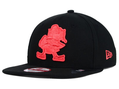 Cleveland Browns New Era NFL Original Fit Basic 9FIFTY Snapback Cap
