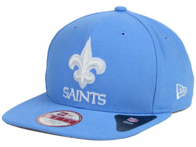 New Orleans Saints New Era NFL Original Fit Basic 9FIFTY Snapback Cap