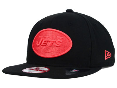 New York Jets New Era NFL Original Fit Basic 9FIFTY Snapback Cap