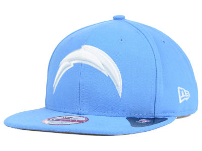 San Diego Chargers New Era NFL Original Fit Basic 9FIFTY Snapback Cap