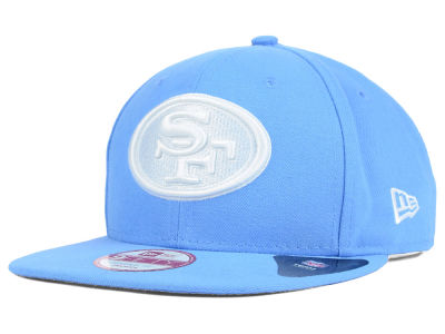 San Francisco 49ers New Era NFL Original Fit Basic 9FIFTY Snapback Cap