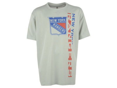 New York Rangers NHL Youth Punch Out T-Shirt