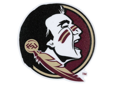 Florida State Seminoles 4x4 Die Cut Decal Color