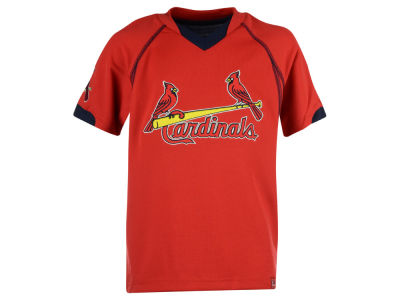 St. Louis Cardinals MLB Youth Lead Hitter T-Shirt