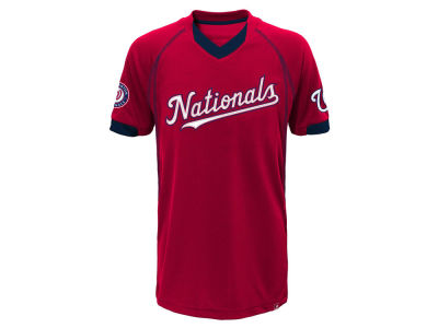 Washington Nationals MLB Youth Lead Hitter T-Shirt