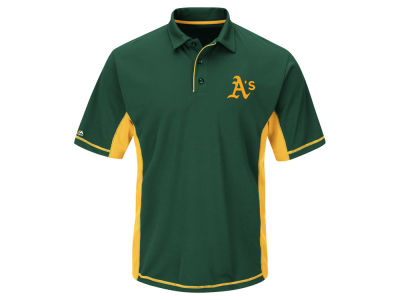 Oakland Athletics MLB Men's Top of the Inning Polo Shirt