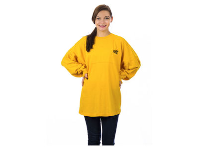 Wichita State Shockers NCAA Women's Sweeper Long Sleeve Solid T-Shirt