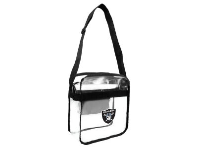Oakland Raiders Clear Ultimate Carryall