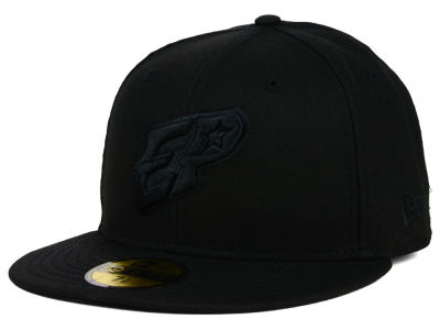 EL Paso Chihuahuas New Era MiLB Black on Black 59FIFTY Cap