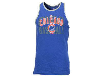 Chicago Cubs MLB Youth Valiant Victory Tank