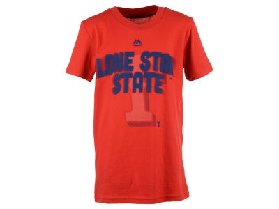 Texas Rangers MLB Youth Sharp as a Tack T-Shirt