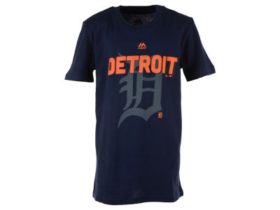 Detroit Tigers MLB Youth Sharp as a Tack T-Shirt