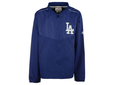 Los Angeles Dodgers MLB Youth On Field Training Jacket