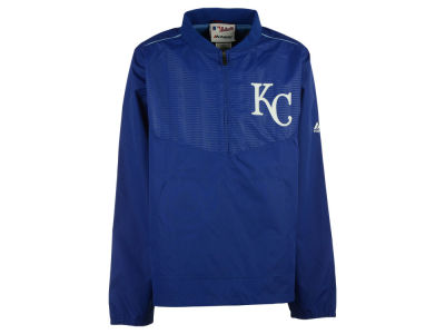 Kansas City Royals MLB Youth On Field Training Jacket