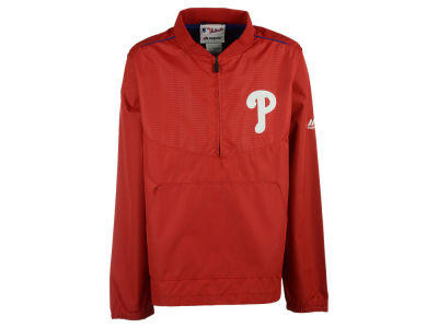 Philadelphia Phillies MLB Youth On Field Training Jacket
