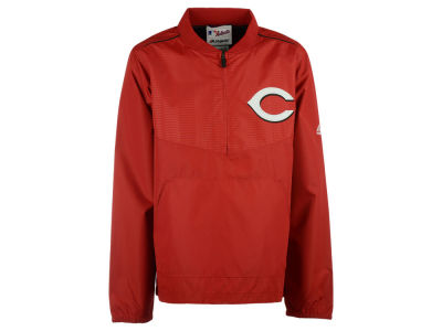 Cincinnati Reds MLB Youth On Field Training Jacket