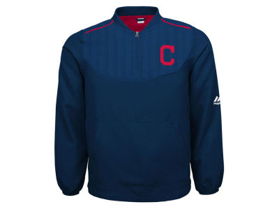 Cleveland Indians MLB Youth On Field Training Jacket