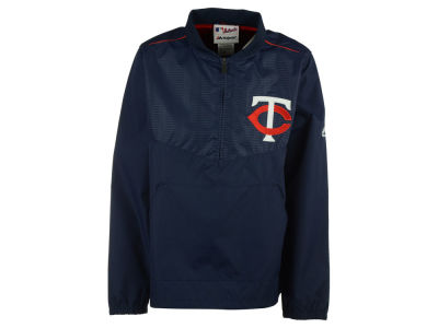Minnesota Twins MLB Youth On Field Training Jacket