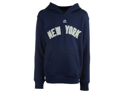 New York Yankees MLB Youth City Twill Hoodie