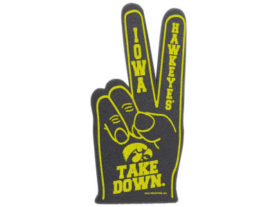 Iowa Hawkeyes Foam Finger