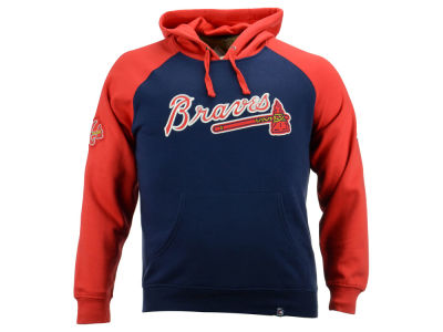 Atlanta Braves Majestic MLB Men's Cunning Play Hoodie