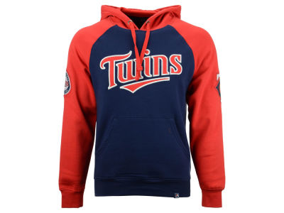 Minnesota Twins Majestic MLB Men's Cunning Play Hoodie
