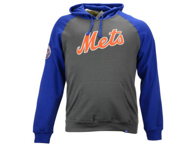 New York Mets Majestic MLB Men's Cunning Play Hoodie