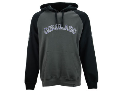 Colorado Rockies Majestic MLB Men's Cunning Play Hoodie